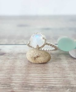 Queen Of The Misty Shore Ring
